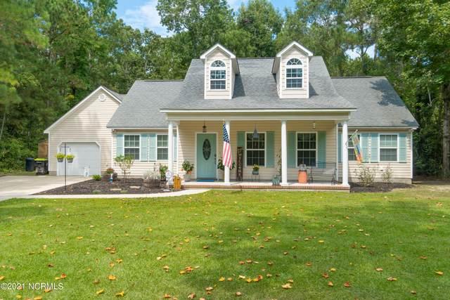 257 White Oak Bluff Road, Stella, NC 28582 (MLS #100289892) :: Berkshire Hathaway HomeServices Prime Properties