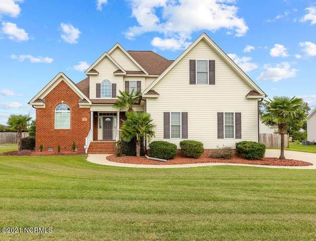 2821 Laurie Meadows Way, Winterville, NC 28590 (MLS #100289908) :: The Cheek Team