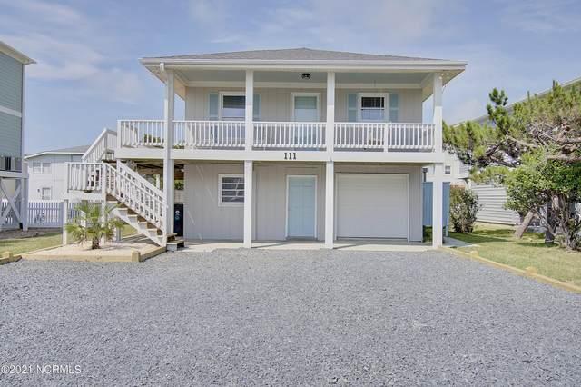 111 Conch Street, Holden Beach, NC 28462 (MLS #100289920) :: Berkshire Hathaway HomeServices Hometown, REALTORS®
