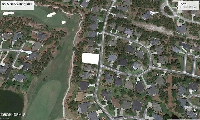 3585 Sanderling Drive SE, Southport, NC 28461 (MLS #100289934) :: Coldwell Banker Sea Coast Advantage