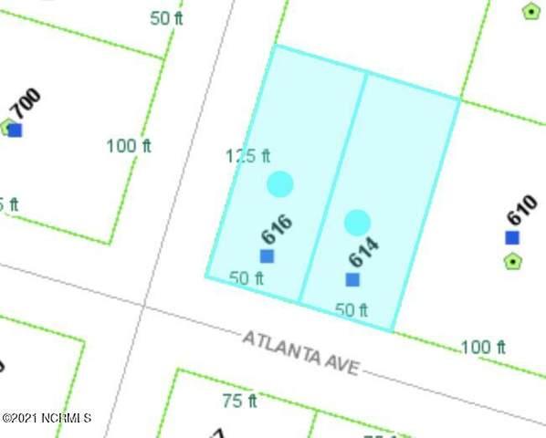 614/616 Atlanta Avenue, Carolina Beach, NC 28428 (MLS #100289936) :: Holland Shepard Group