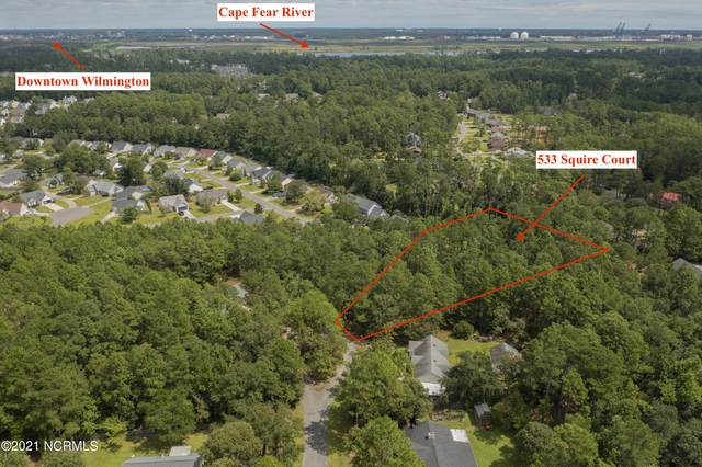 533 Squire Court SE, Belville, NC 28451 (MLS #100289943) :: Shapiro Real Estate Group