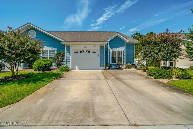 108 Treasure Cove, Newport, NC 28570 (MLS #100289981) :: David Cummings Real Estate Team