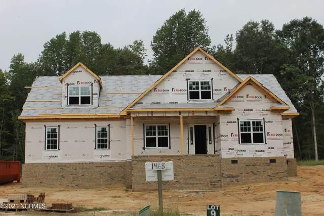 1468 Blue Heron Drive, Nashville, NC 27856 (MLS #100289987) :: Courtney Carter Homes