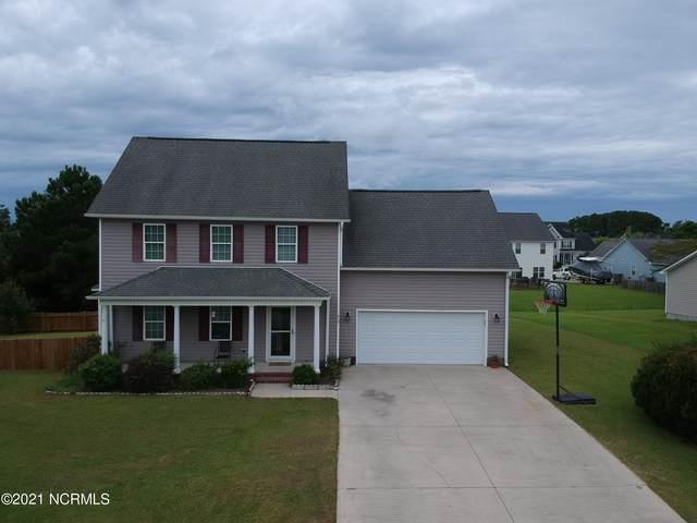 610 Flybridge Lane, Beaufort, NC 28516 (MLS #100289996) :: Berkshire Hathaway HomeServices Prime Properties