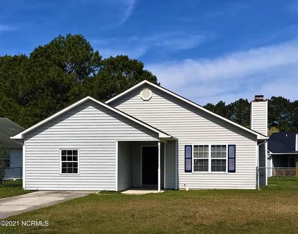 1111 Shroyer Circle, Jacksonville, NC 28540 (MLS #100290005) :: CENTURY 21 Sweyer & Associates