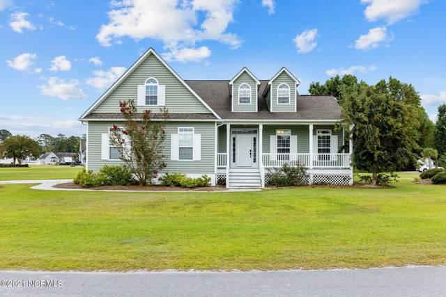 217 Bluewater Cove, Swansboro, NC 28584 (MLS #100290021) :: Shapiro Real Estate Group