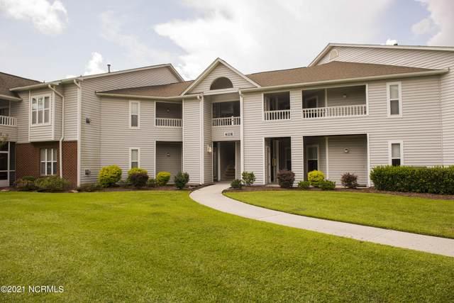 4116 Breezewood Drive Apt 201, Wilmington, NC 28412 (MLS #100290101) :: Berkshire Hathaway HomeServices Prime Properties
