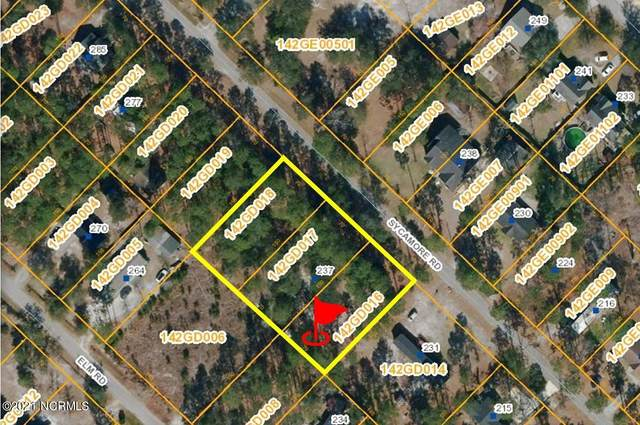 L-188 Sycamore Road, Southport, NC 28461 (MLS #100290113) :: The Cheek Team