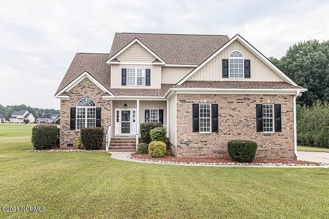 3187 S Eagle Ridge Drive, Rocky Mount, NC 27804 (MLS #100290124) :: Berkshire Hathaway HomeServices Hometown, REALTORS®