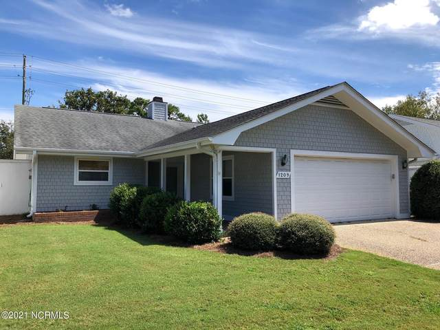 1209 Clipper Lane, Wilmington, NC 28405 (MLS #100290157) :: Frost Real Estate Team