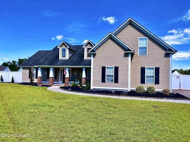 164 Murray Town Road, Burgaw, NC 28425 (MLS #100290161) :: David Cummings Real Estate Team