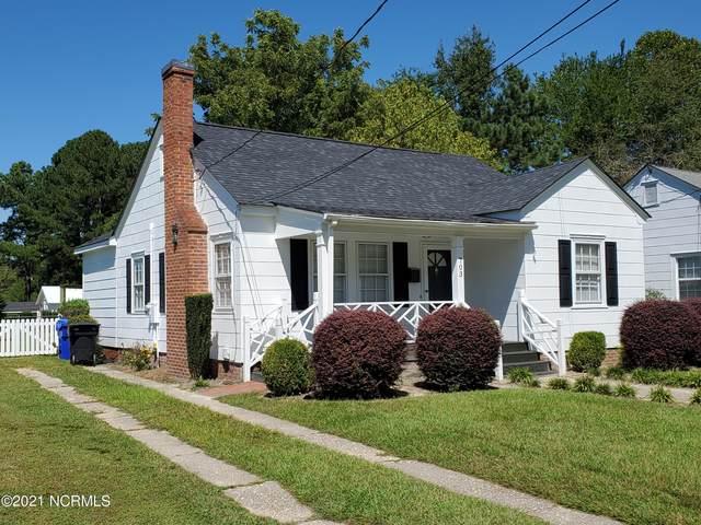 703 Nicholson Street, Clinton, NC 28328 (MLS #100290163) :: Donna & Team New Bern