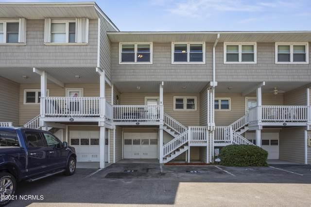 1407 Canal Drive Unit 21, Carolina Beach, NC 28428 (MLS #100290165) :: Berkshire Hathaway HomeServices Hometown, REALTORS®