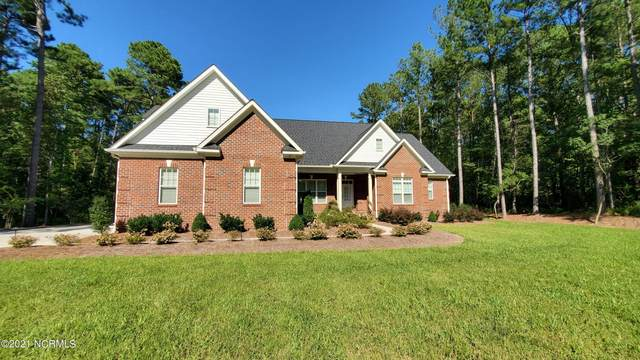 1382 Forest Acres Drive, Greenville, NC 27834 (MLS #100290175) :: Berkshire Hathaway HomeServices Hometown, REALTORS®