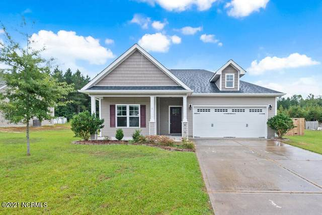 415 Old Stage Road, Richlands, NC 28574 (MLS #100290190) :: Berkshire Hathaway HomeServices Prime Properties