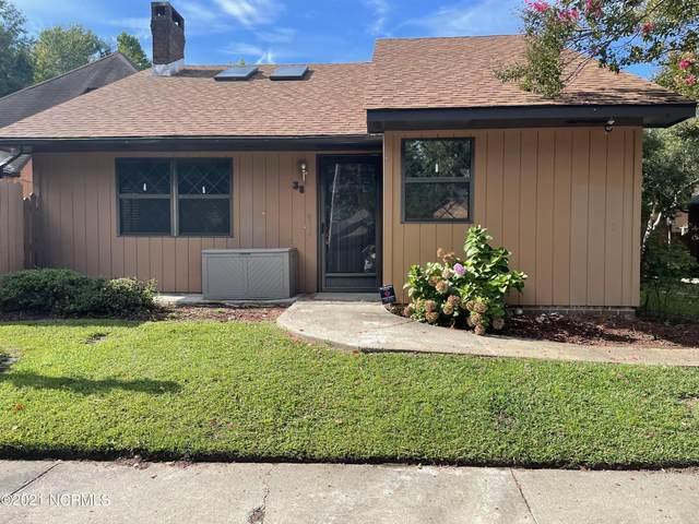 200 Rollins Drive #38, Greenville, NC 27834 (MLS #100290232) :: Berkshire Hathaway HomeServices Prime Properties