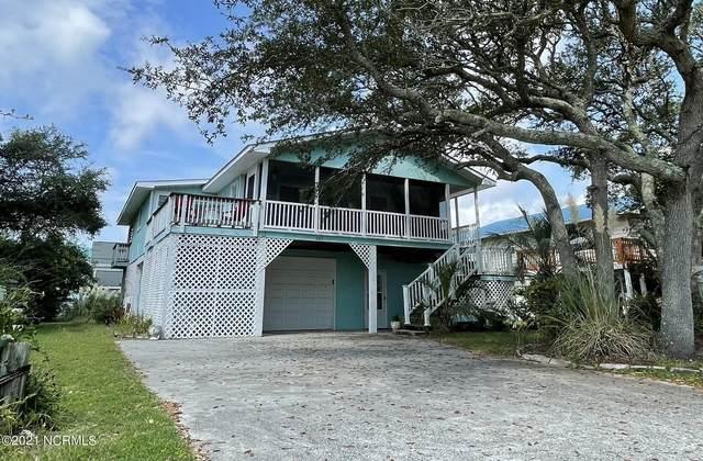205 Crowell Street, Oak Island, NC 28465 (MLS #100290239) :: David Cummings Real Estate Team