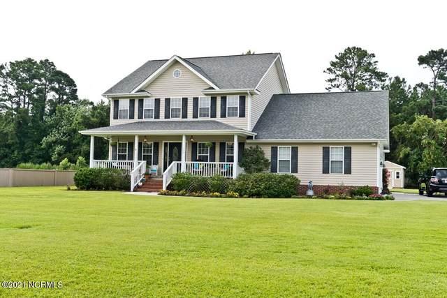 116 River Reach Drive W, Swansboro, NC 28584 (MLS #100290240) :: Watermark Realty Group