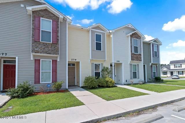279 Caldwell Loop, Jacksonville, NC 28546 (MLS #100290282) :: Berkshire Hathaway HomeServices Hometown, REALTORS®