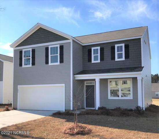 171 Windy Woods Way Lot 45, Wilmington, NC 28401 (MLS #100290295) :: Vance Young and Associates