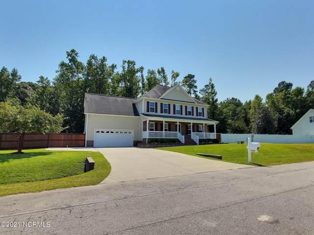 140 Farmington Drive, Richlands, NC 28574 (MLS #100290303) :: Berkshire Hathaway HomeServices Hometown, REALTORS®