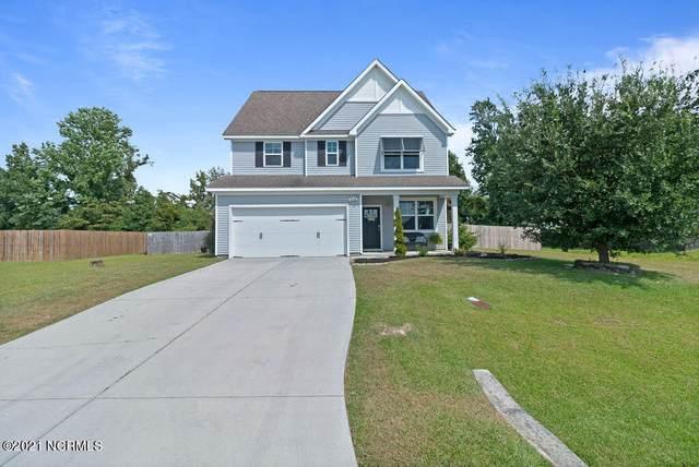 208 Big Fish Run, Jacksonville, NC 28540 (MLS #100290306) :: Shapiro Real Estate Group