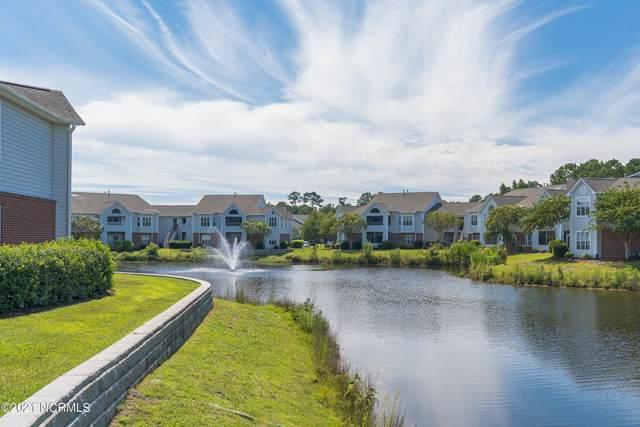 4104 Breezewood Drive Apt 203, Wilmington, NC 28412 (MLS #100290340) :: Berkshire Hathaway HomeServices Prime Properties