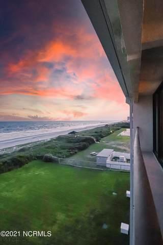 2305 W Fort Macon Road #507, Atlantic Beach, NC 28512 (MLS #100290358) :: Watermark Realty Group