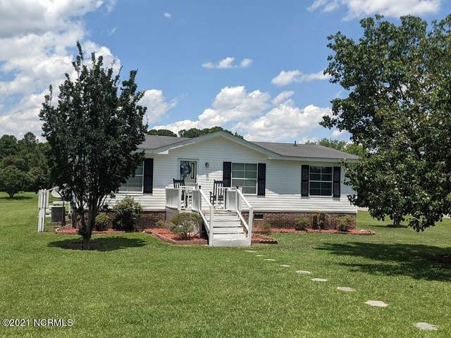 3913 Weaver Road, Wilson, NC 27893 (MLS #100290378) :: Vance Young and Associates