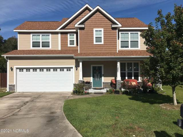 304 Bonnie Court, Sneads Ferry, NC 28460 (MLS #100290383) :: Frost Real Estate Team
