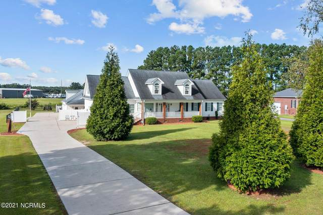 819 Badger Circle, Greenville, NC 27834 (MLS #100290398) :: Holland Shepard Group