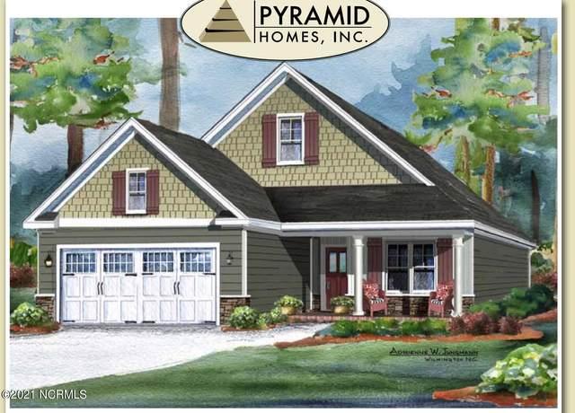3913 Stone Harbor Place, Leland, NC 28451 (MLS #100290427) :: Berkshire Hathaway HomeServices Prime Properties