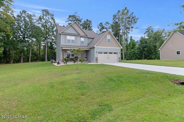 126 Tides End Drive, Holly Ridge, NC 28445 (MLS #100290433) :: The Tingen Team- Berkshire Hathaway HomeServices Prime Properties