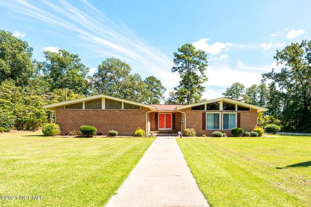 1375 Oakview Road, Williamston, NC 27892 (MLS #100290435) :: Vance Young and Associates