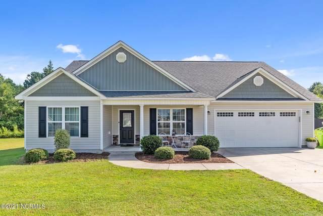 258 Plantation Oaks Drive, New Bern, NC 28560 (MLS #100290436) :: Courtney Carter Homes