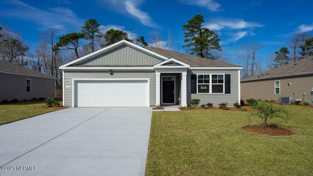 108 Mesa Lane Lot 133, Surf City, NC 28445 (MLS #100290461) :: David Cummings Real Estate Team