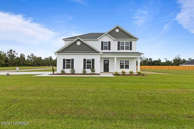 416 Amethyst Court, Jacksonville, NC 28546 (MLS #100290477) :: Barefoot-Chandler & Associates LLC