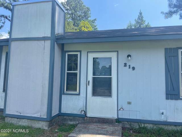 219 Cedar Creek Drive, Jacksonville, NC 28540 (MLS #100290500) :: David Cummings Real Estate Team