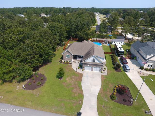 115 Finch Lane, New Bern, NC 28560 (MLS #100290538) :: Vance Young and Associates