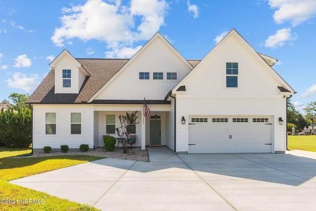 1200 Caracara Drive, New Bern, NC 28560 (MLS #100290549) :: Vance Young and Associates