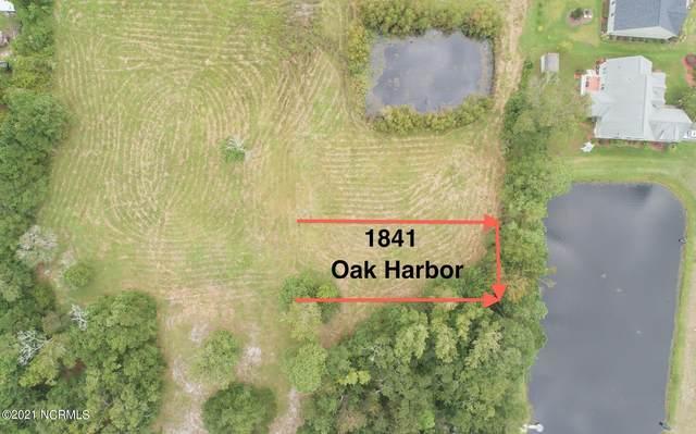 1841 Oak Harbor Drive SW, Ocean Isle Beach, NC 28469 (MLS #100290553) :: Coldwell Banker Sea Coast Advantage
