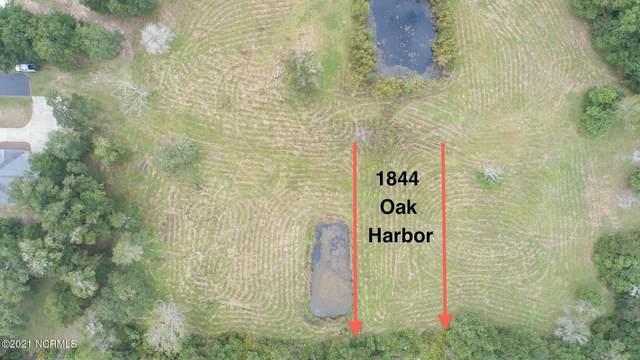 1844 Oak Harbor Drive SW, Ocean Isle Beach, NC 28469 (MLS #100290555) :: Coldwell Banker Sea Coast Advantage