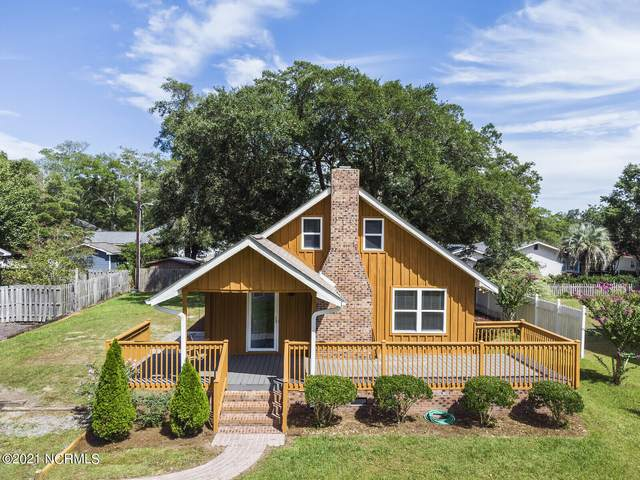 1897 Camelot Drive SW, Ocean Isle Beach, NC 28469 (MLS #100290563) :: David Cummings Real Estate Team