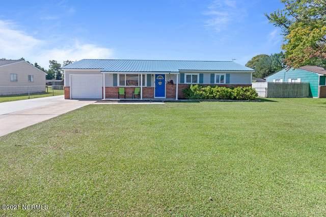 405 Holly Drive, Jacksonville, NC 28540 (MLS #100290578) :: Berkshire Hathaway HomeServices Prime Properties