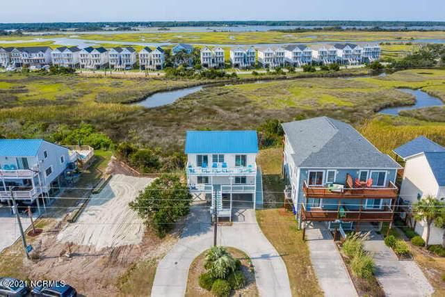 1323 N New River Drive, Surf City, NC 28445 (MLS #100290579) :: Berkshire Hathaway HomeServices Hometown, REALTORS®