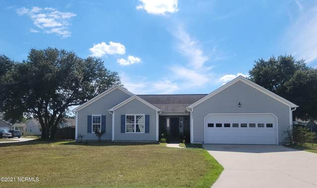 401 Amaryllis Lane, Holly Ridge, NC 28445 (MLS #100290580) :: CENTURY 21 Sweyer & Associates