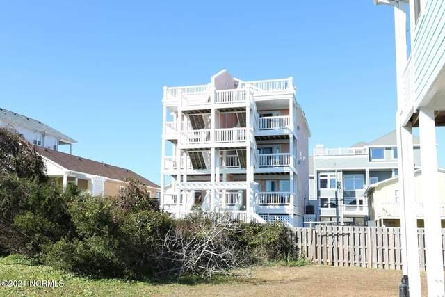 1106 Canal Drive Unit 1, Carolina Beach, NC 28428 (MLS #100290595) :: Berkshire Hathaway HomeServices Prime Properties