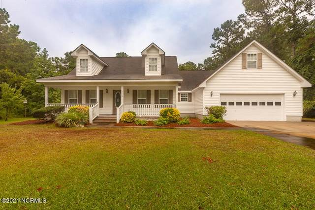 118 Pine Needle Circle, Cape Carteret, NC 28584 (MLS #100290611) :: Berkshire Hathaway HomeServices Prime Properties