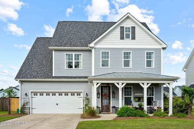 444 W Craftsman Way, Hampstead, NC 28443 (MLS #100290635) :: Berkshire Hathaway HomeServices Hometown, REALTORS®